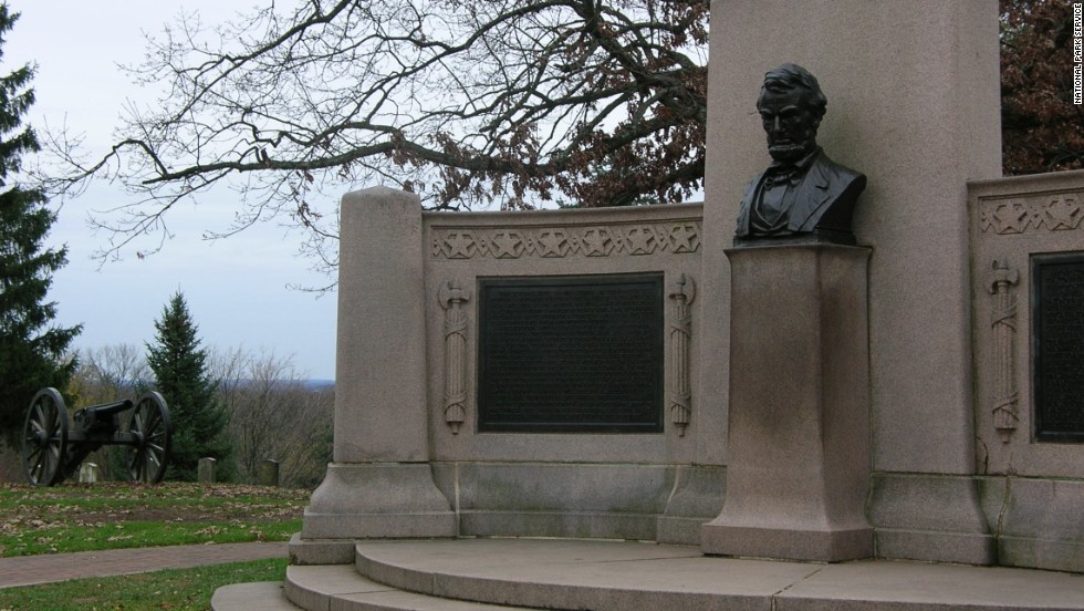 """On November 19, 1863, President Abraham Lincoln gave his Gettysburg Address, reminding listeners """"that government of the people, by the people, for the people, shall not perish from the earth."""""""