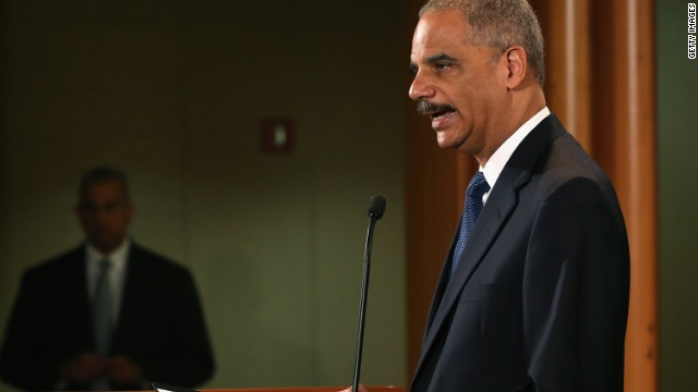 Holder: 'Deeply disappointed' in ruling