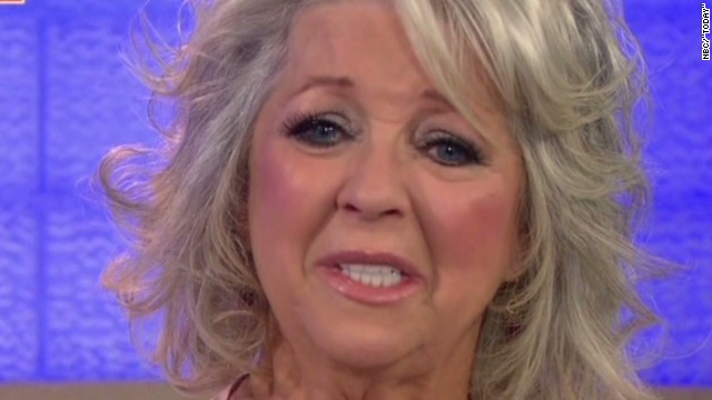 Paula Deen: Kill me if you never sinned