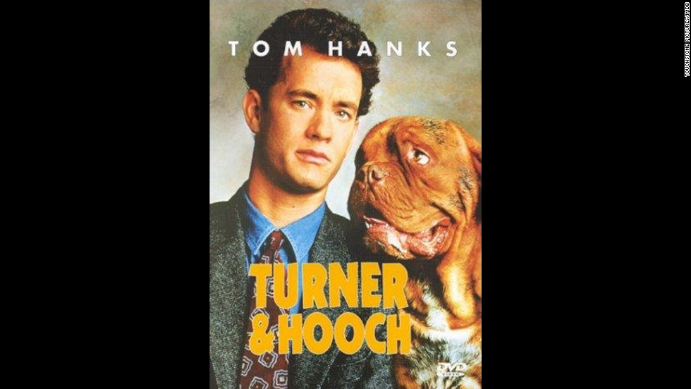 "Of course, some movies feature cops who aren't even human. ""Turner & Hooch"" wasn't the first police officer-meets-dog comedy (""K-9,"" anyone?), but it may be the most successful, thanks in large part to Tom Hanks' chemistry with his Dogue de Bordeaux co-star."