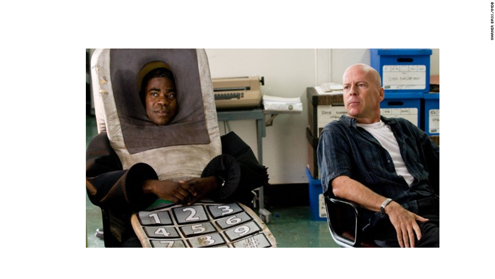 This 2010 Kevin Smith movie -- a spoof of the genre starring Bruce Willis, right, and Tracy Morgan -- became a critical punching bag. Smith went after critics in kind and spilled his guts about making the movie (including his issues with Willis) in his recent memoir.