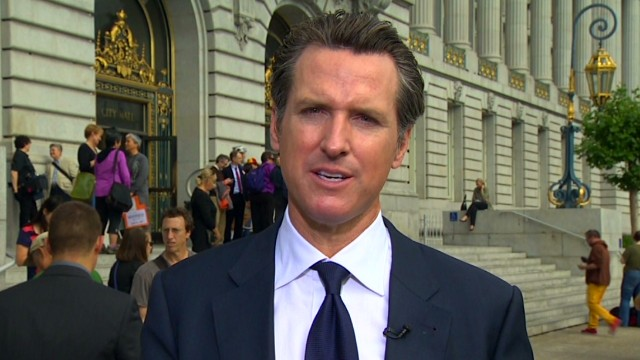 Calif. lt. gov. on arc of gay marriage