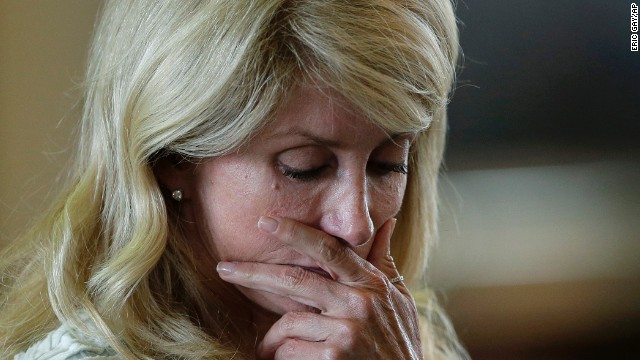 Wendy Davis: Filibuster 'amazing moment'