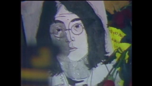 1980: Mourning John Lennon