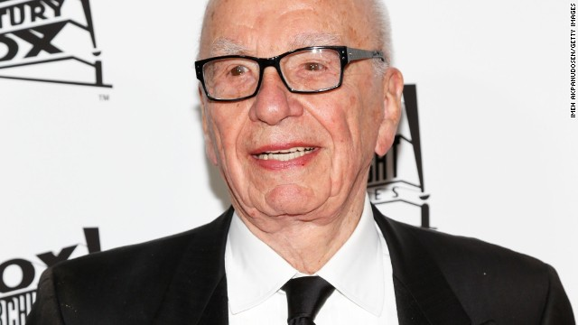 Rupert Murdoch renames his UK newspaper group after being hit by the phone hacking scandal.