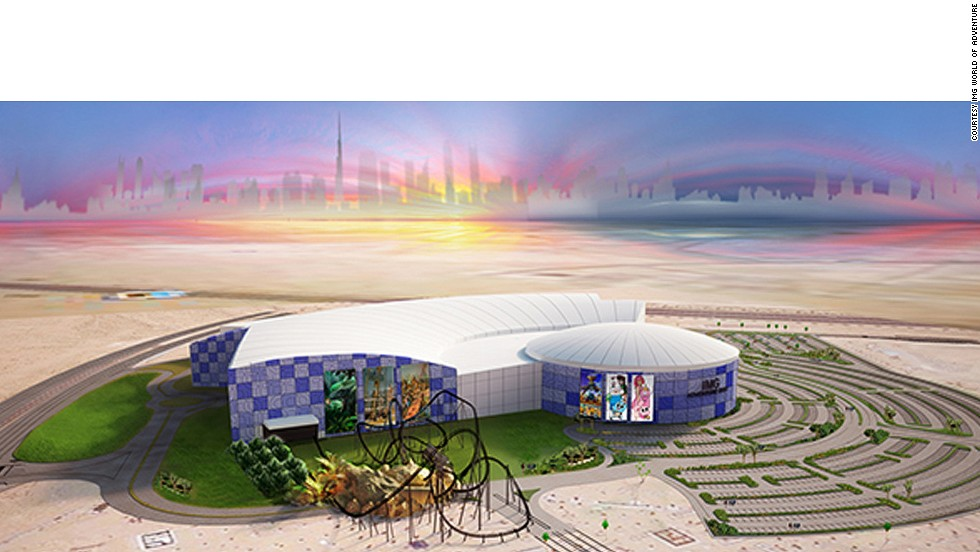 Expect roller coasters, a 12-screen cinema and four themed zones at IMG Worlds of Adventure, which will be the world's largest indoor theme park. <strong><br />Opening date</strong>: early 2014.
