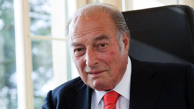 "SWITZERLAND-US-ISRAEL-COMMODITIES-BUSINESS-GLENCORE-OBIT-RICH - Undated handout photo provided by the Marc Rich Group on June 26, 2013 shows the founder of the Swiss commodities giant Glencore, Marc Rich. Rich has died at the age of 78, his company said on June 26, 2013. The international businessman, died of a brain stroke at Lucern in central Switzerland. AFP PHOTO / HO / MARC RICH GROUP RESTRICTED TO EDITORIAL USE - MANDATORY CREDIT ""AFP PHOTO / HO / MARC RICH GROUP"" - NO MARKETING NO ADVERTISING CAMPAIGNS - DISTRIBUTED AS A SERVICE TO CLIENTS-/AFP/Getty Images"