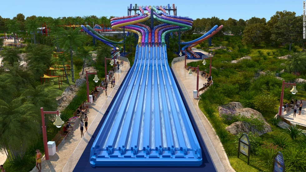 Wet n' Wild Sydney will feature one of the world's largest wave pools, the only wave machine capable of producing a 10-foot barrel wave, the world's tallest water coaster and a water slide with eight separate lanes.<strong><br />Opening date</strong>: December 2013.