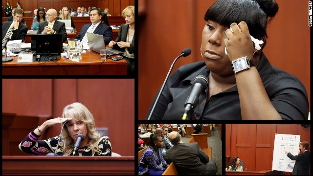 Zimmerman trial: Dramatic day three