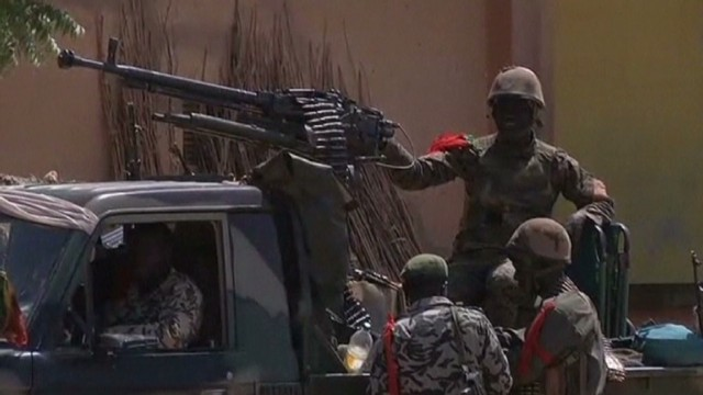 U.S. military presence growing in Africa
