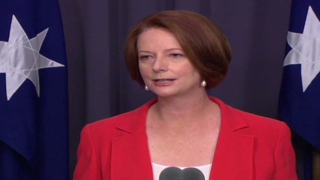 The rise and fall of Julia Gillard