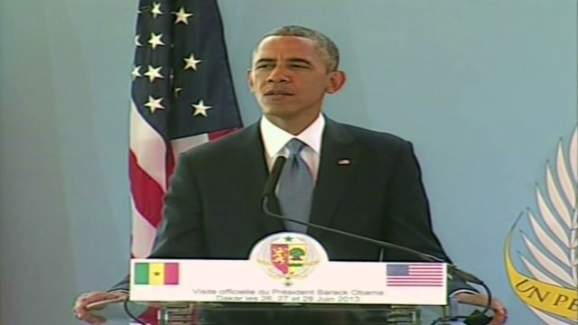 Obama: Mandela a hero for the world