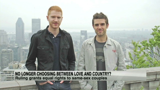 Will American exiles return post-DOMA?