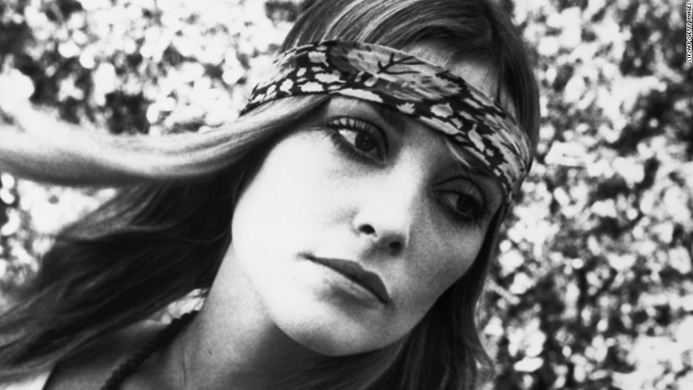 "The gruesome <a href=""http://www.cnn.com/2012/04/10/showbiz/celebrity-news-gossip/sharon-tate-murder-pop-culture/index.html?iref=allsearch"" target=""_blank"">1969 murder of actress Sharon Tate</a> -- along with four others -- left a mark on pop culture <a href=""http://www.thedailybeast.com/articles/2013/05/29/mad-men-the-bizarre-megan-draper-as-sharon-tate-conspiracy-theory.html"" target=""_blank"">that still appears today</a>. Tate, who was married to director Roman Polanski, was 26 years old and eight months pregnant when she was murdered, an act committed by <a href=""http://www.cnn.com/2009/CRIME/03/30/manson.family.aging/"" target=""_blank"">members of the Manson Family</a>."