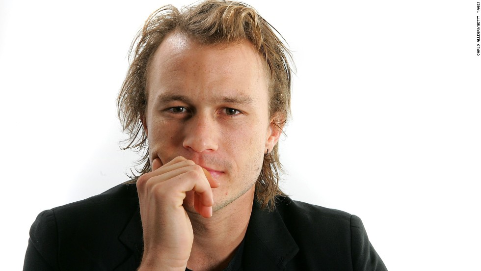 "Heath Ledger was filming ""The Imaginarium of Doctor Parnassus"" in 2008 when he died of accidental drug intoxication. The film was completed using other actors as fantasy versions of Ledger's character."