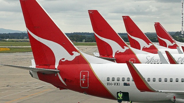 Australia's Qantas cutting 5,000 jobs
