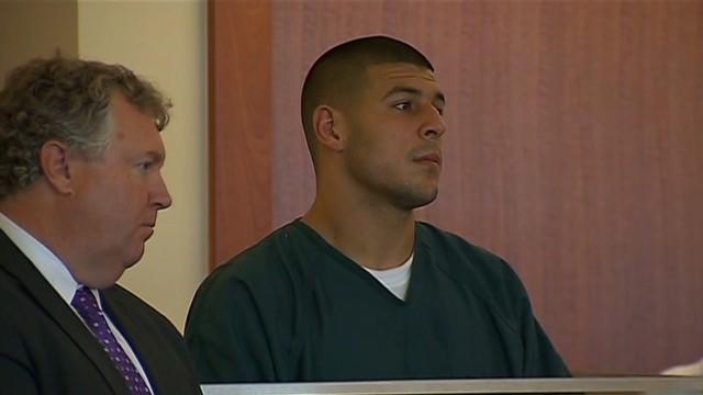 Aaron Hernandez denied bail