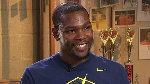 Durant: 'Life is bigger than a game'