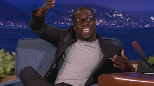 Kevin Hart's deepest fears