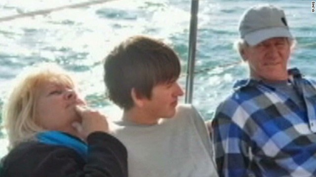 Hope for U.S. family lost at sea