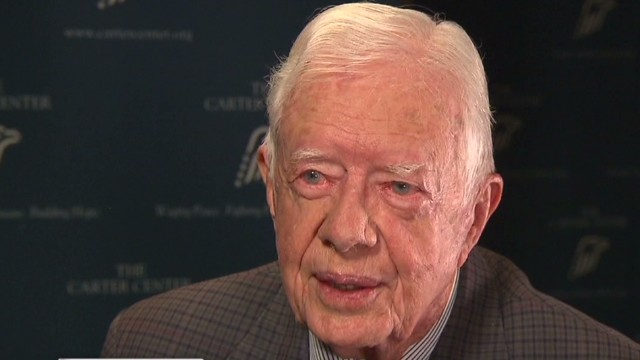 Jimmy Carter's advice for Paula Deen