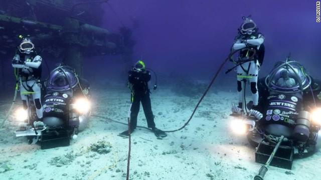 Finding Flight 370 in the deep sea