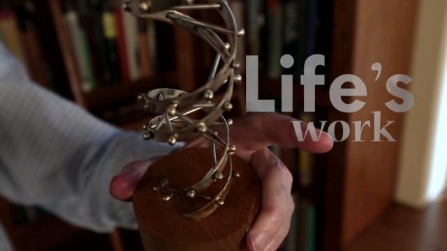 Life's work: James Watson