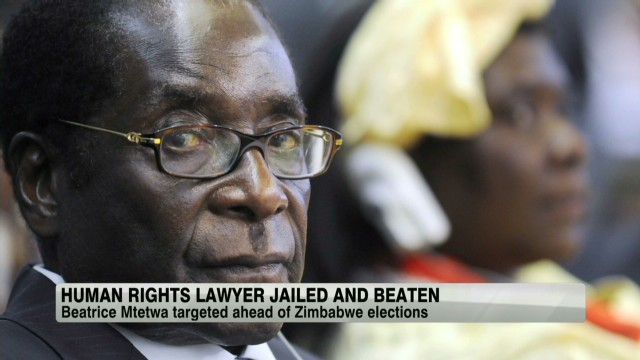Zimbabwe crackdown ahead of elections