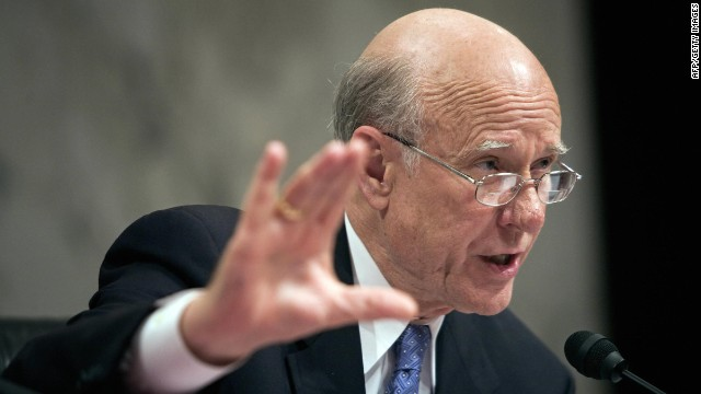 Sen. Pat Roberts, R-Kansas, is up for re-election this fall.