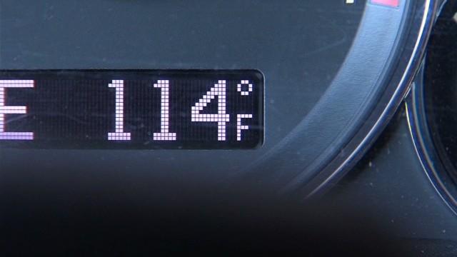 Extreme heat taking toll on Utah