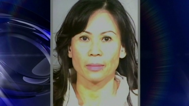 Why Catherine Kieu was arrested in 2011