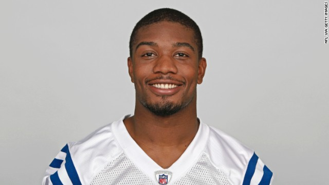 Indianapolis Colts player arrested in DC