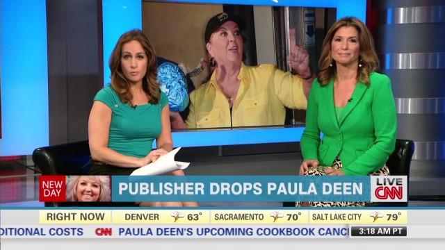 More companies ditch Paula Deen