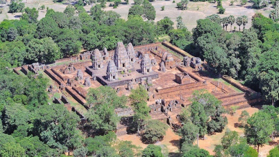 There's nothing like a helicopter flight over Angkor to provide insight into how vast the ancient city really is. A new report released by the U.S.-based National Academy of Sciences has revealed a much grander Angkor landscape than previously known, one without parallel in the pre-industrial world.