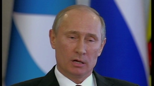 Putin: Russia is not extraditing anyone