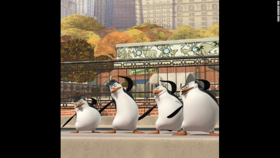 "The penguins from Dreamworks' ""Madagascar"" films have turned into breakout stars. The scheming seabirds had a movie all of their own called ""Penguins of Madagascar."" In 2018, we'll also get a fourth installment of the ""Madagascar"" series."