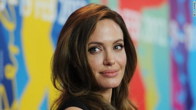 Sambolin: Angelina gave me courage