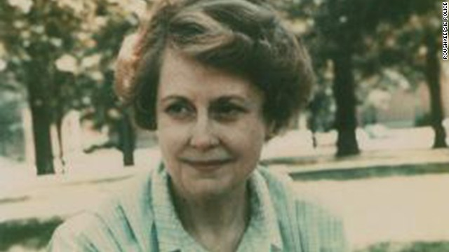 Joann Nichols was reported missing in 1985 and her body was found behind a false wall in her late husband's house.