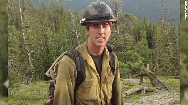 Surviving elite firefighter named