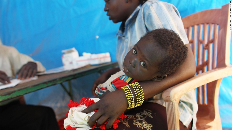 There were an estimated 660,000 malaria deaths in 2010, 90% of which occurred in sub-Saharan Africa, mostly among children under five years old.