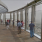 Burj Khalifa - 124th floor - Observation deck