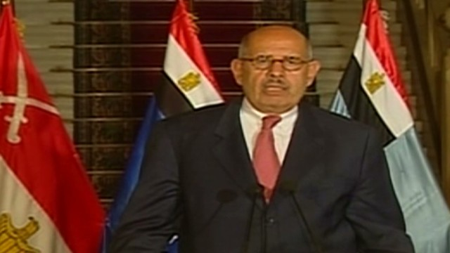 Morsy critic supports 'new road map'
