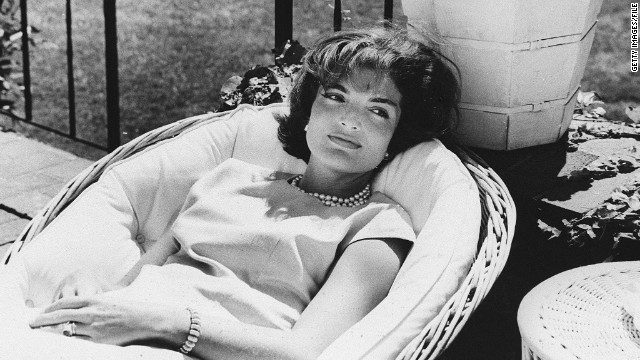 Secret confessions of Jackie Kennedy