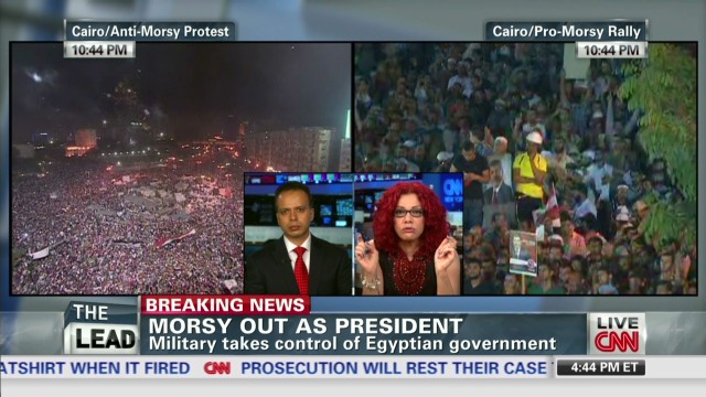 Analysis: Victory, or 'a sad day' for Egypt?