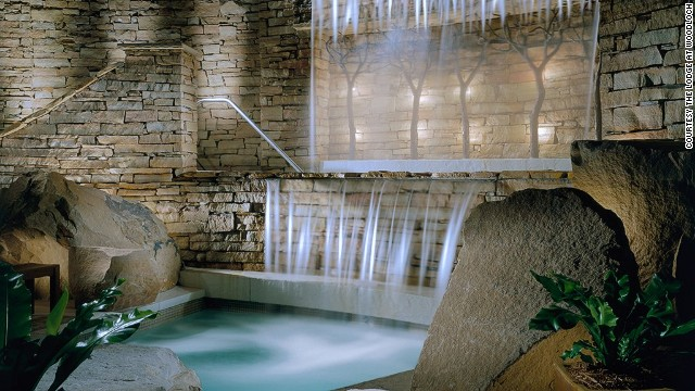 The Woodstock Inn Station and Brewery offers a series of suds-inspired spa treatments.