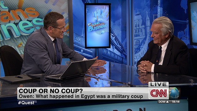 Egypt: Coup or no coup?