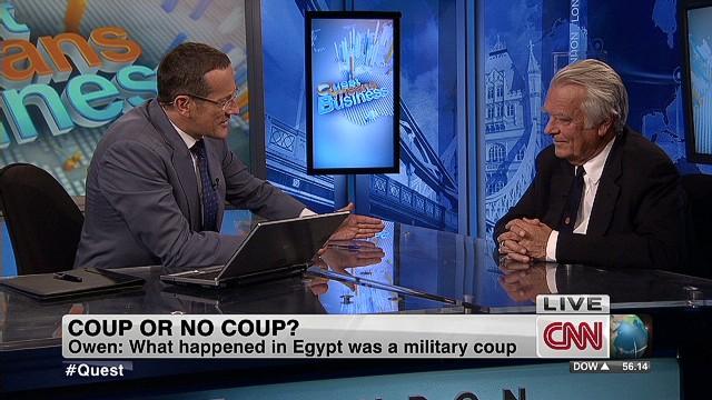 Egypt: Coup or no coup?