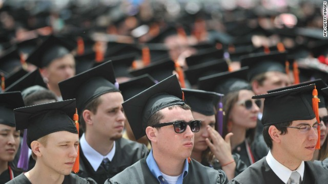 The high cost of higher education