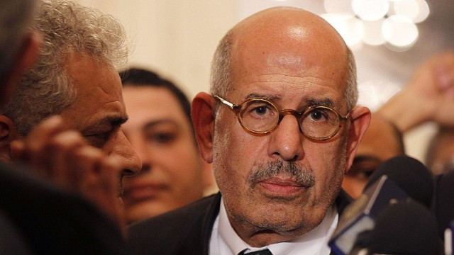 ElBaradei: We need to work together