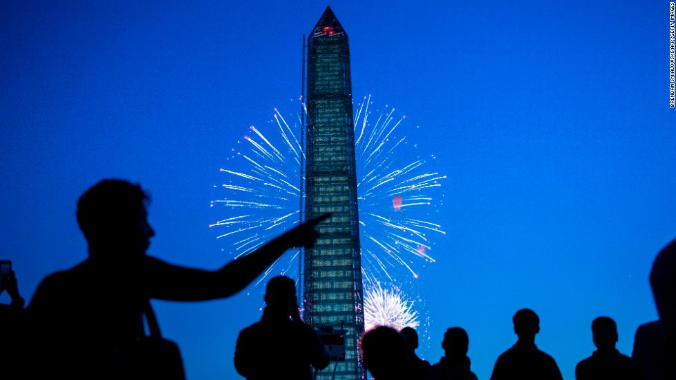 Possible terror threat in U.S. for July 4 holiday